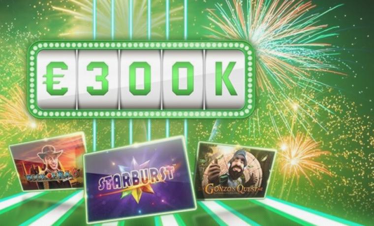 Unibetis algab slotimängude festival auhinnafondiga 300 000 eurot!