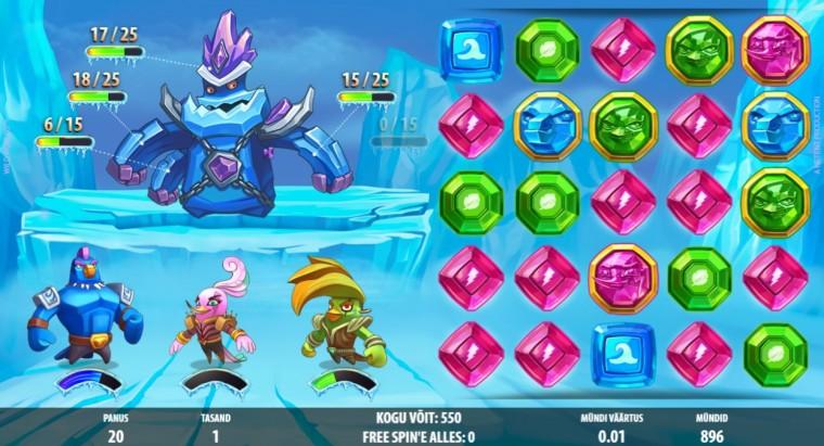 Proovi veidrat mängu Wild Worlds: Paf annab iga päev kuni 100 tasuta spinni!