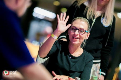 Aprilli Paf Livel  võidutses Ilona Sibold