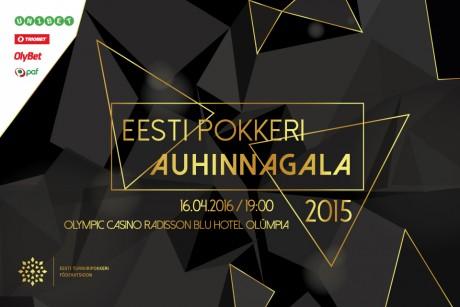 Selgusid 2015. aasta pokkeriauhindade nominendid