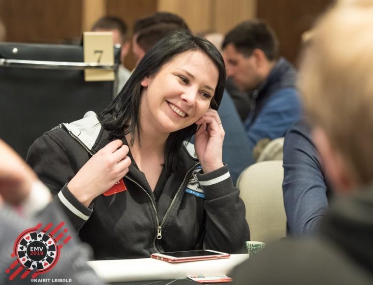 Carmen-Elina Vist krooniti Rahvuste Liiga naisteturniiri tšempioniks
