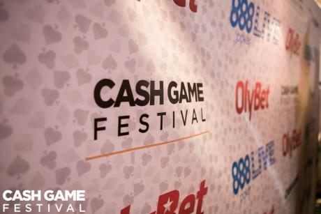 Eestist alguse saanud Cash Game Festival läheb tuurile!