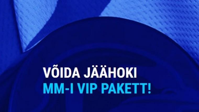 Coolbet saadab 20 Eesti klienti jäähoki MM-i vaatama!