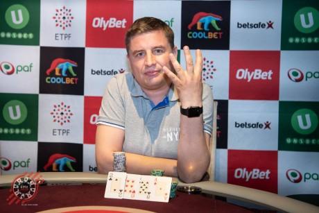 Vanameister Veiko Aavast sai neljakordne Eesti pokkerimeister!