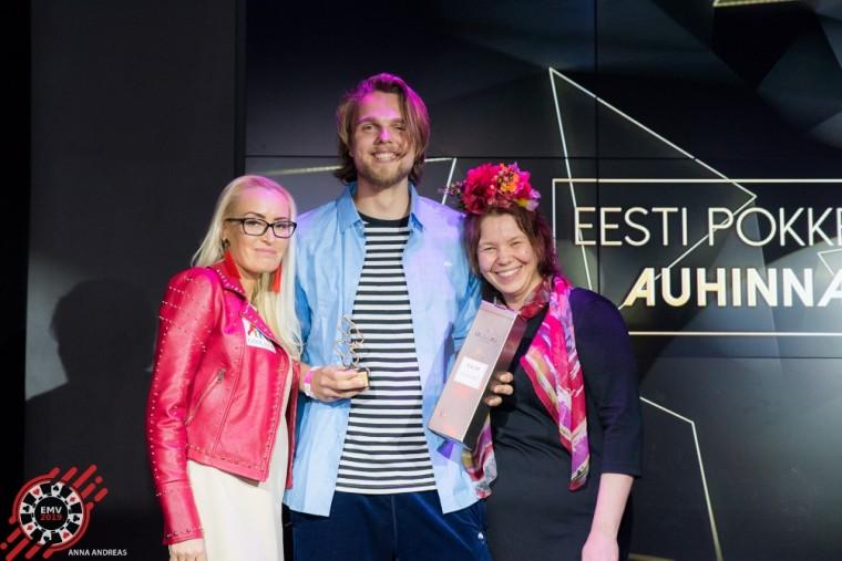 ETPF autasustas 2018. aasta parimaid mängijaid