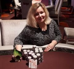 1. koht Katrin Rajasalu € 2079