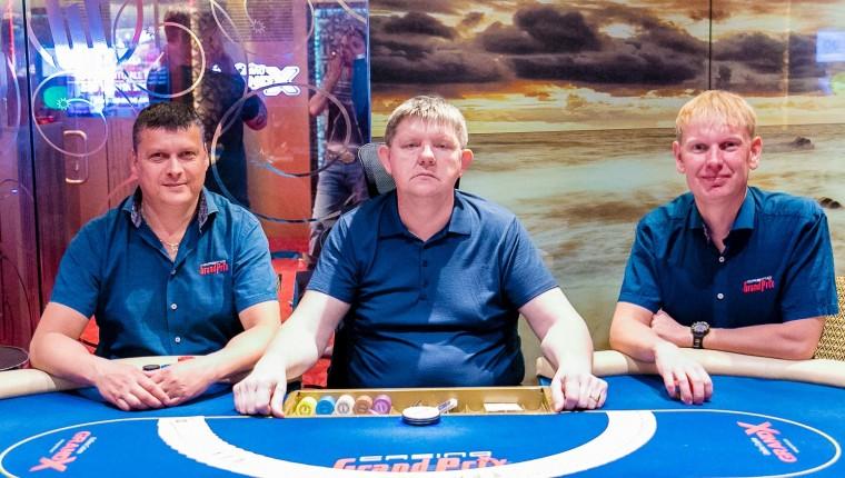 2012. aastal alustanud Casino Grand Prix pokkeriklubi lõpetas tegevuse
