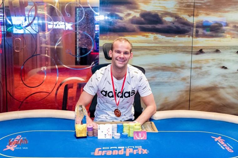 Selgusid Pärnu pokkerimeistrid: põhiturniiri võitis Toomas Hunt
