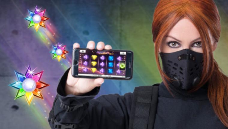 Ninja Casino peamised trumbid: kiirus, lihtsus ja PALJU tasuta spinne