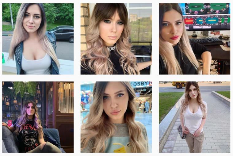"""Venemaa pokkerikaunitar Liliya """"Liay5"""" Novikova hukkus traagiliselt 26-aastasena"""