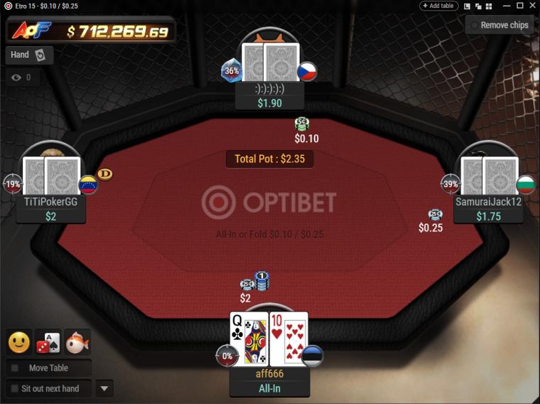 Optibet käivitas pokkeritoa - suur Aasia võrgustik nüüd viimaks ka Eestis!