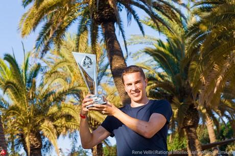 Markku Koplimaa triumfeeris 4682 osalejaga turniiril ja teenis 585 500 eurot!