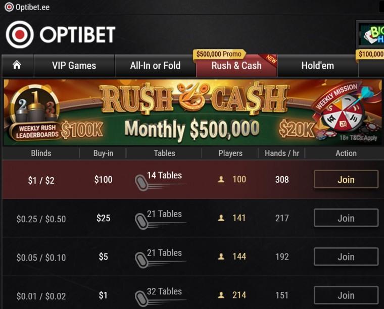 Rush Cash Optibet.jpg