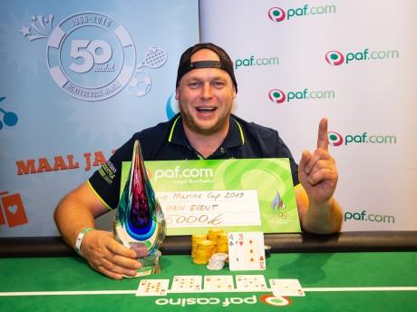 Marek Käsnapuu tegi pokkeriajalugu võites Paf Live Marine Cupi teist korda!