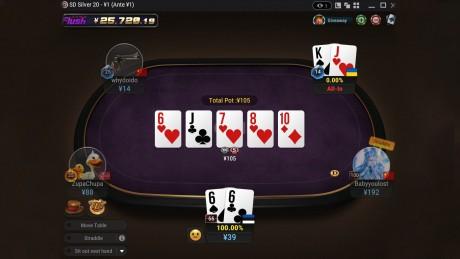 Internetipokkeri mängija kaotas vähem kui kahe kuuga 6,5 miljon dollarit!