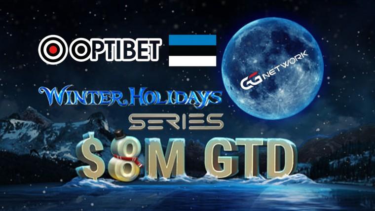 Winter Holidays Series 8M$ GTD: Viis Eesti netiproffi 100 parima seas!
