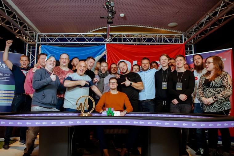 Martin Piik võitis ajaloo viimase MPNPT ja 52 000 eurot, Raido Õunapuu kolmas!