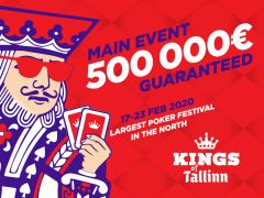 Kings of Tallinn 2020 alustab