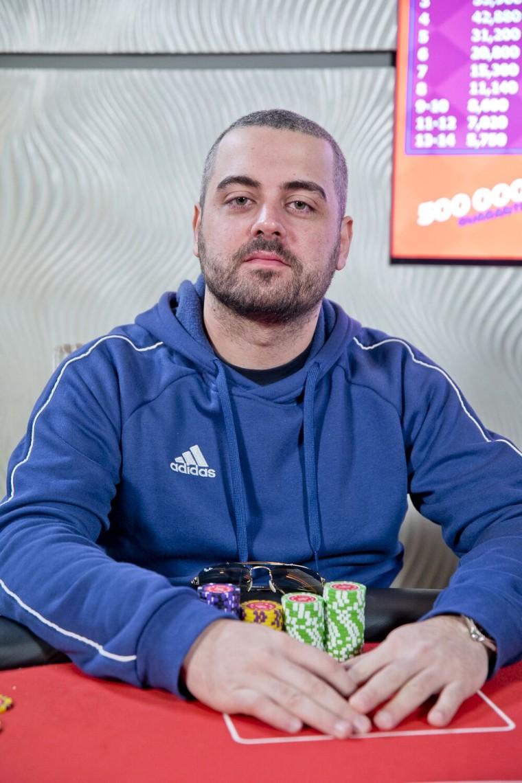 Renato Messina tagasi mängus