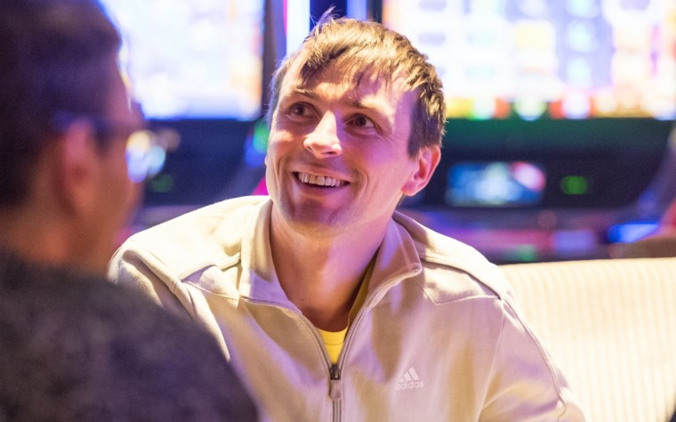 Rakvere mängija Marger Pormann jõudis Sunday Million pokkeriturniiri finaallauda