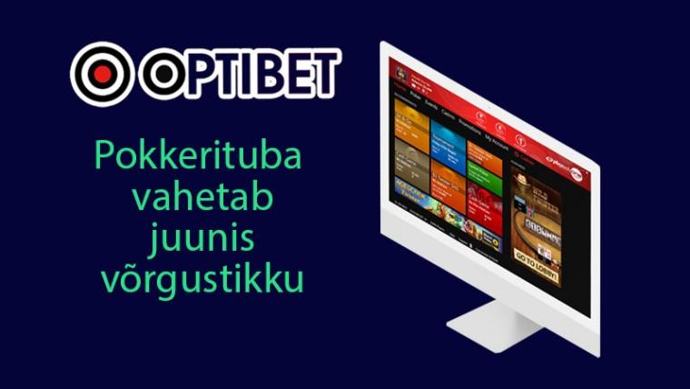 Optibet Poker lahkub juunis GG-võrgustikust ning alustab koostööd iPoker'iga
