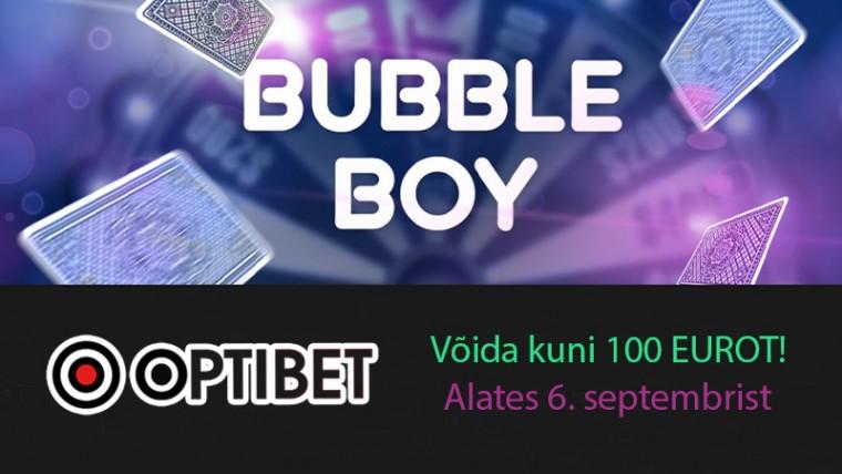 Jäid mulliks? Pole hullu - keeruta õnneratast ja võida kuni 100 eurot!