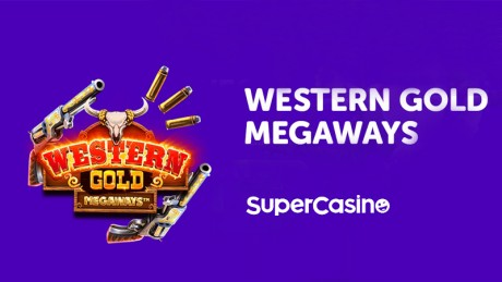 Uus slotimäng Western Gold Megaways: jahi SuperCasinos Metsiku Lääne kulda!