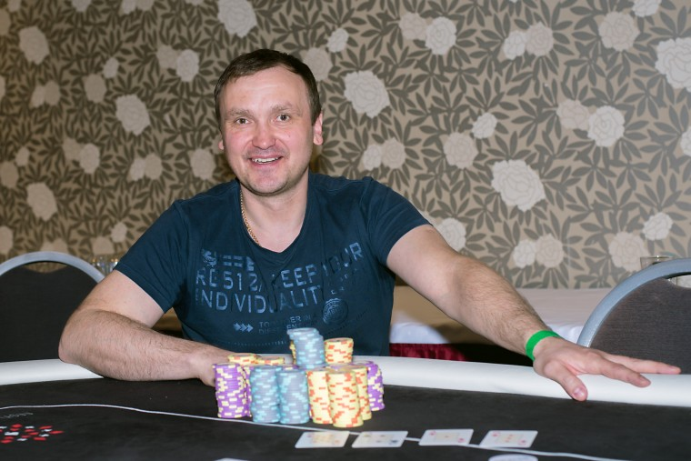 No limit omaha high-low Eesti meistriks tuli Hanno Kerem