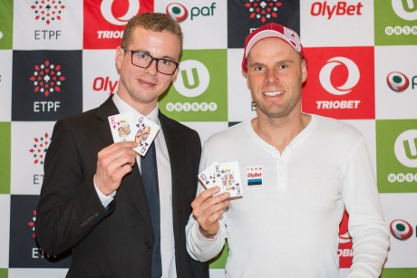 EMV põhiturniiri võitis Tõnis Linnamägi, Joel Lindpere oli teine