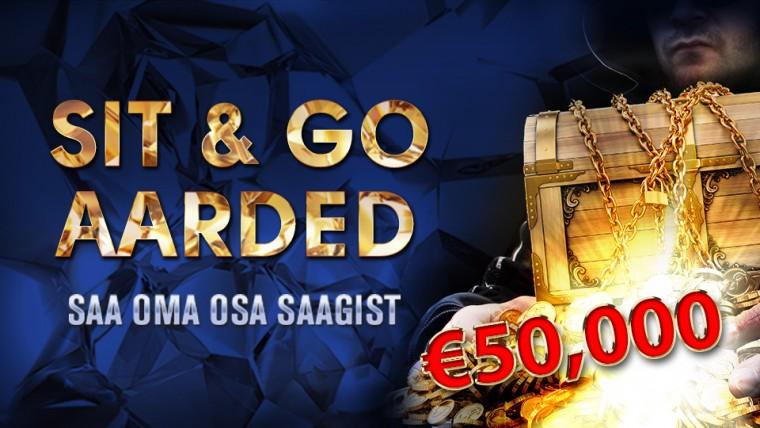 Microgamingu SNG Booty kampaania 20 000 eurot veel jagamata