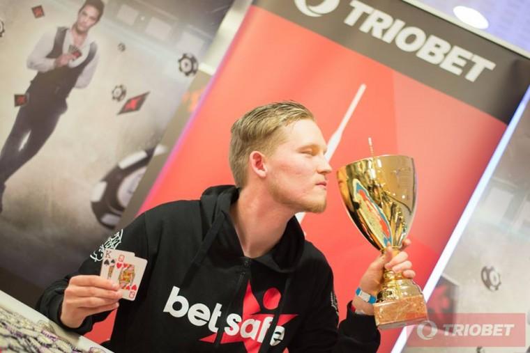 Superweekend põhiturniiri esikoht läks Soome, parim eestlane oli Aivar Peltser