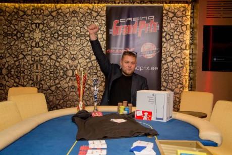 Pärnu pokkerimeistriks tuli Taavi Allsalu