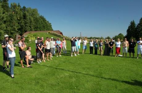 ETPF-i VI suvepäevad toimuvad Pärnumaal