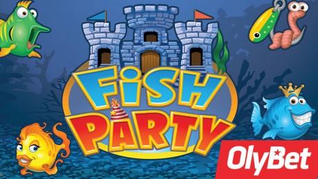 """Microgaming lisab turniirivalikusse SNG-loterii """"Fish Party"""" turniirid"""