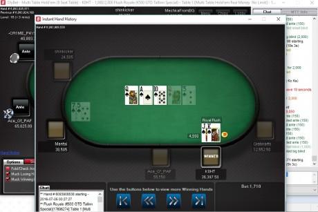 Tanel Koht: Elu teine kuninglik mastirida tõi MPN Poker Tour Tallinn paketi!