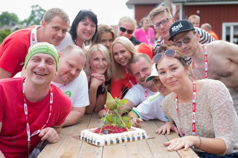 ETPF pidas Pärnumaal iga-aastaseid suvepäevi