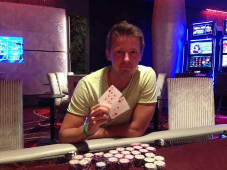 Augusti Paf Livel võidutses hobimängija Markko Pokk