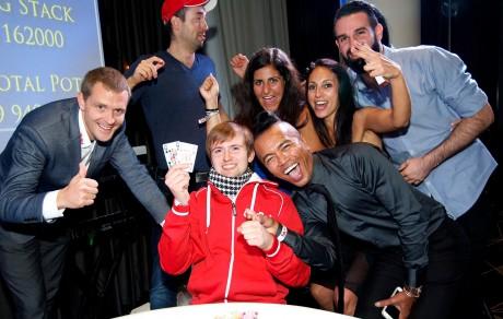 Tallinnas korraldati kasiinotöötajate turniiripokkeri Euroopa meistrivõistlused