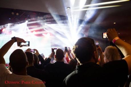 Sel nädalalõpul Olympic Park Casinos: E.Vaino,Laura ja Lady Gaga by Showstoppers