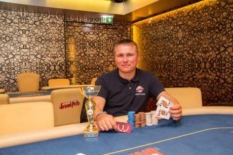 Uue formaadiga Grand Prix Super 50 turniiri võitis mullune Saaremaa meister