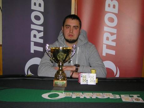 2016. aasta Tartumaa pokkerimeistriks tuli Martin Valge