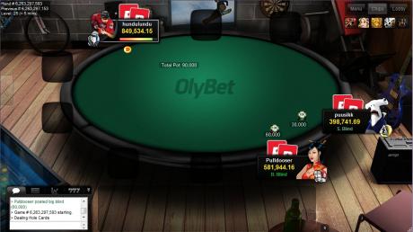 """OlyBet pokkeritoas toimunud """"Elu24 €5000 Freerollil"""" osales 1103 mängijat!"""