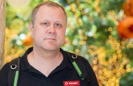 Imre Leibold võitis oma kolmanda Eesti meistritiitli