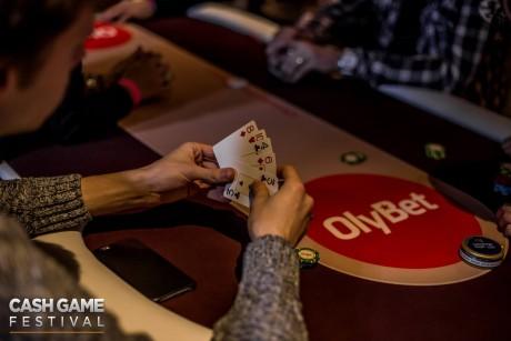 Jälgi telelaua vahendusel Tallinnas viis päeva kestvat Cash Game Festivali