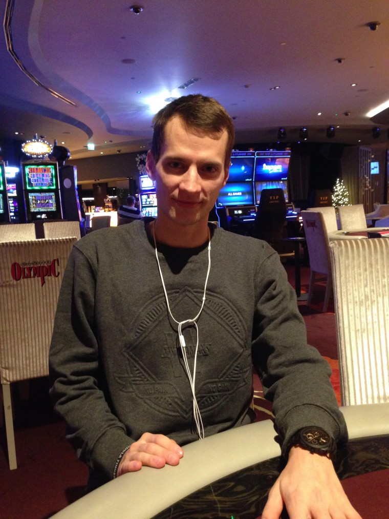 7. koht Martin Berestovski € 254