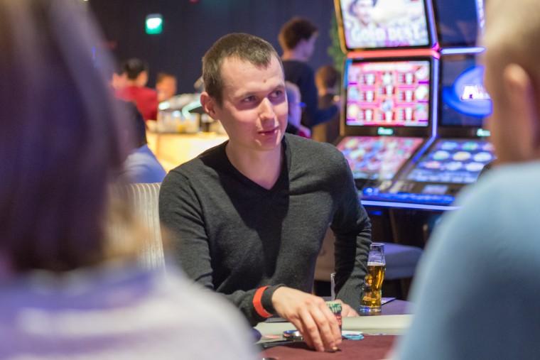 4. koht  Dmitri Silonov € 605
