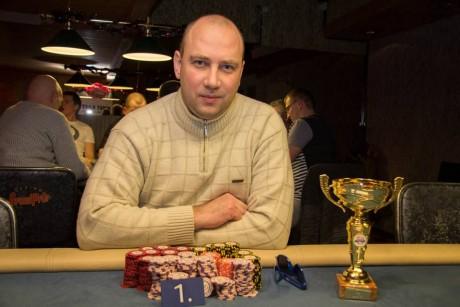 Ida-Virumaa talvekarika võitis Kingisepa pokkerimängija