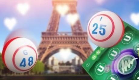 Unibetis algas valentinipäeva bingoturniir - võida luksuslik reis Pariisi!