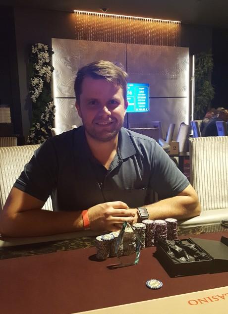 Olympic Poker Club sünnipäeval toimunud OPS-turniiri võitis Toomas Polli