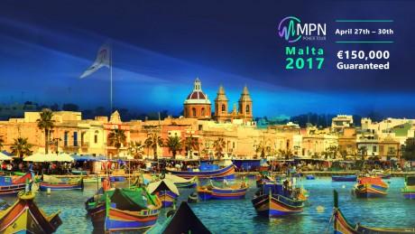 MPN Poker Tour järgmine etapp toimub Maltal kodumaises Olympic Casinos